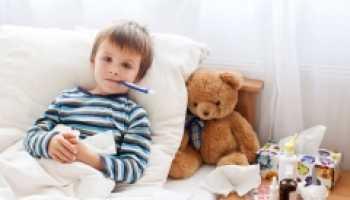 Как узнать у ребенка вирусная или бактериальная инфекция