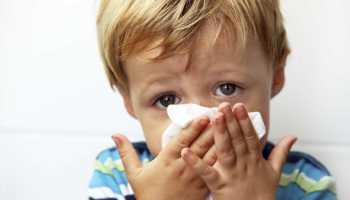 Зеленые сопли у ребенка как вылечить
