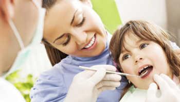 Кариес у ребенка на передних зубах