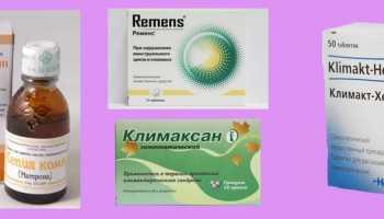 Гомеопатия при климаксе монопрепараты