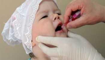 Можно ли контактировать с детьми после прививки полиомиелита