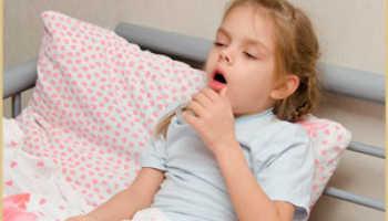 Ночью у ребенка кашель до рвоты что делать