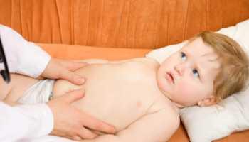 Вирусная кишечная инфекция у детей